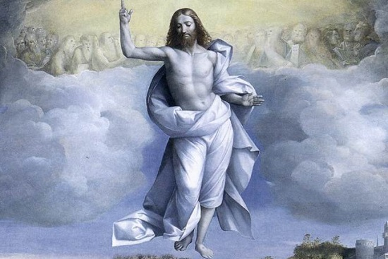Happy Ascension Day! (Image: Wikimedia Commons)
